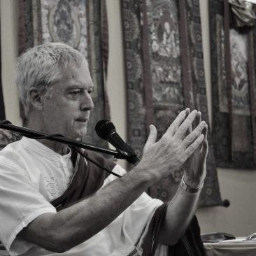 Dzogchen day with Alan Wallace, London, 3rd September 2017