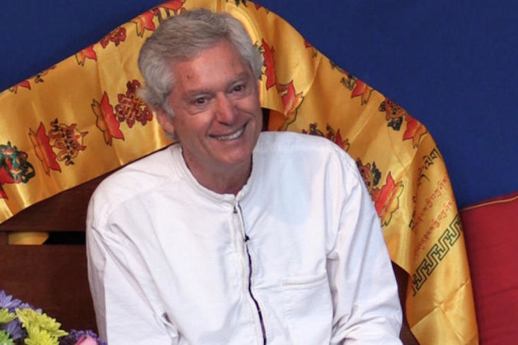 Dzogchen day with Alan Wallace, London, 3rd Sept 2017